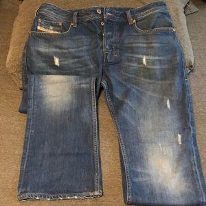 Men's diesel jean